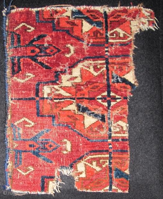 Small Old Tekke fragment