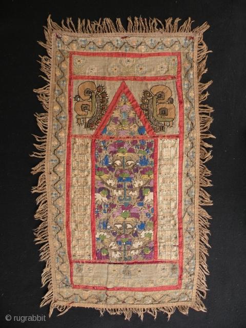 Greek Island Embroidery, 45 x 85 cm