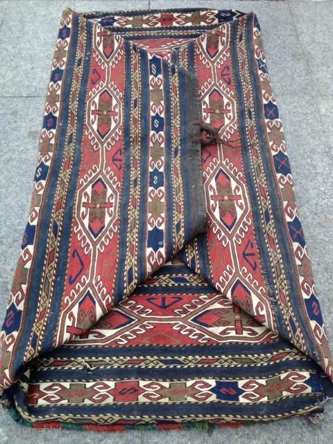 Antique Caucasıan Mafrash