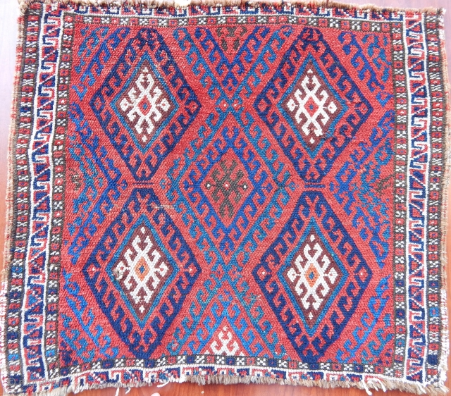 Antique Jaff Kurdısh Bagface