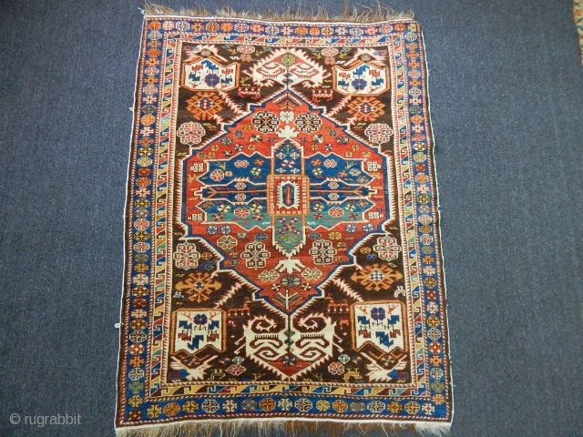 Caucaian Sirvan Rug size.160x125cm