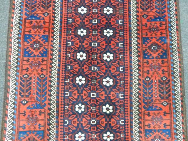 Old Baluch Rug