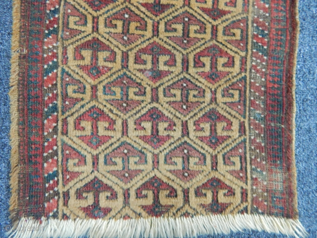 Old Baluch Face Bag