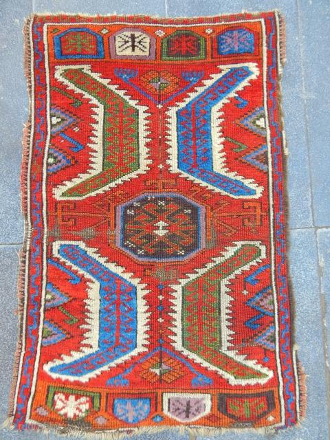 Anatolian Karapınar Yastık  size.90x62cm