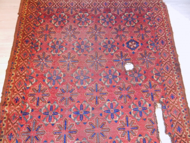 Old Besir Carpet Fragment