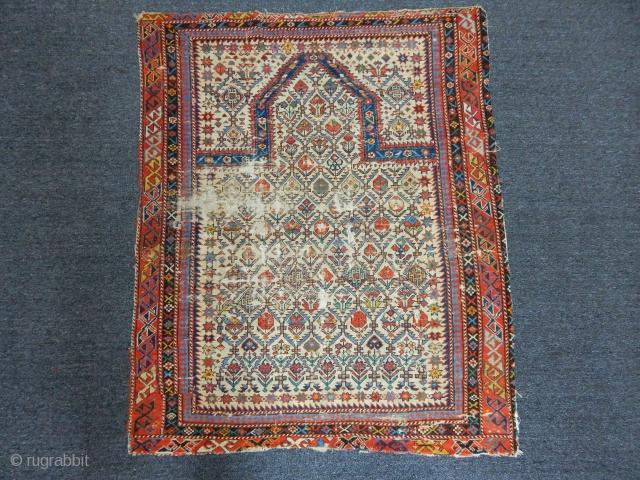 Old Marasali Sirvan Carpet size.125x105cm