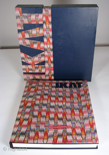 """Ikat, Silks of Central Asia, The Goldman Collection"" Kate Fitz Gibbon/Andrew Hale, London, 1997"