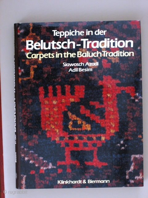 Carpets in the Baluch Tradition