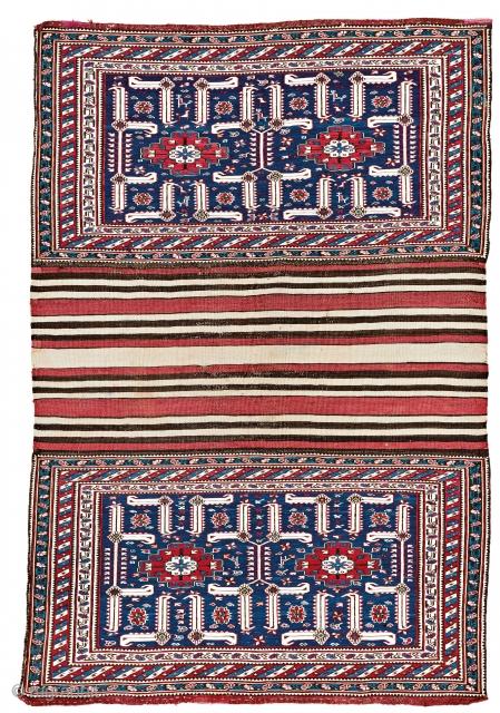 Lot 156, Karagashli sumakh, starting bid € 1400, Auction October 14 5pm, https://www.liveauctioneers.com/catalog/109605_fine-antique-oriental-rugs-viii/?count=all