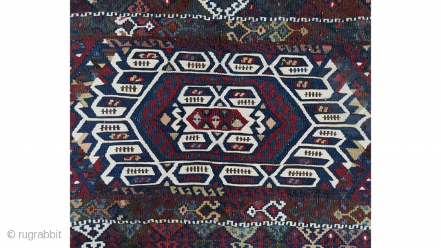 "East of Turkey Malatya (Sinanlı) Chuval  Size:122x82cm / 4""x2'8"""
