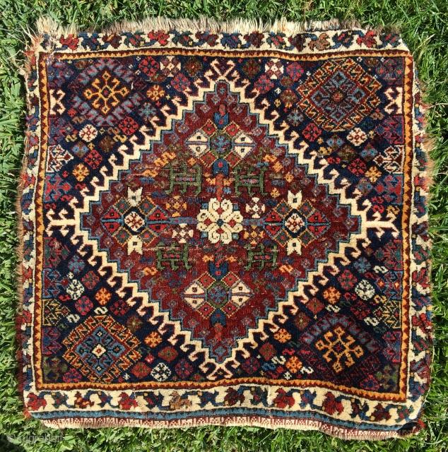 Southwest Persian bagface. Beautiful colors.