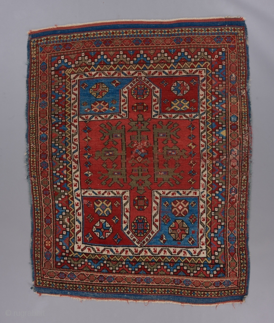 "West anatolian rug. 5'3"" x 4'1"""
