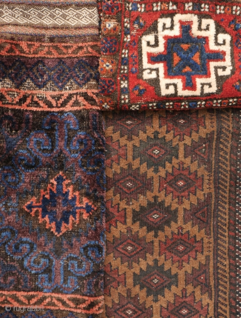 SPECIAL OFFER: three charming tribal pieces