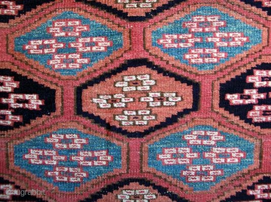 Unusual Chodor Small Rug