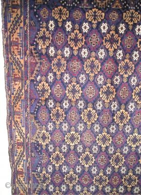 Arab Baluch Minakhani main carpet