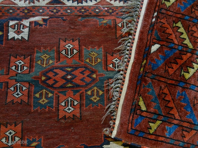 Antique Turkmen
