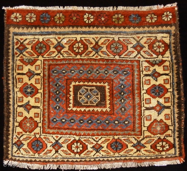 Shasavan pile bag, 19th c