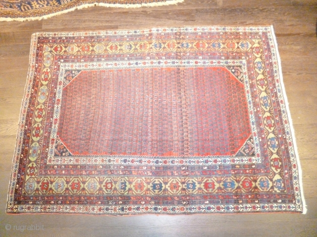 Persian Malayer XIX th Century cm 132x185 cm.good conditions.