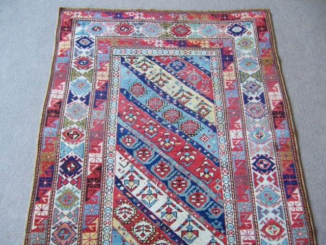 Antique Shahsavan Rug 1,08*2,31