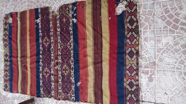 East Anatolia kilim frakment size=186x115 freeshipping
