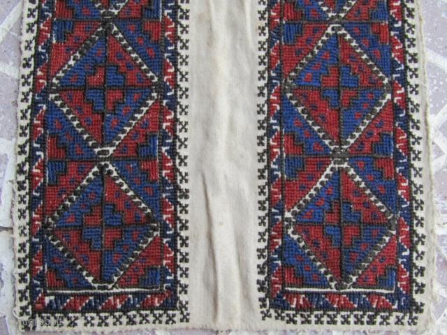 West Anatolia Balıkesir embroidery İgnelik size=82x30cm