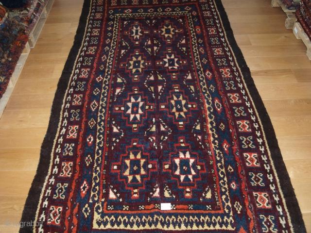 Uzbek Julkhyrs rug C1900, 353 x 154, Full pile , 3 strip