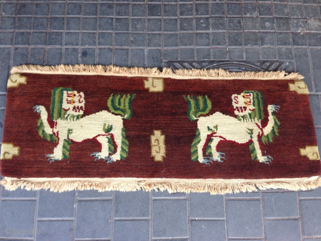 Tibet rug size:130x45-cm please ask