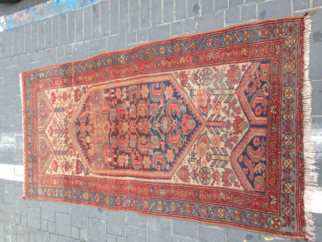 Persian rug malayer ?  Size:188x95-cm please ask
