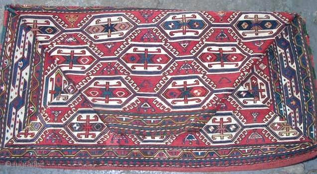 Antique Shahsavan Mafrash