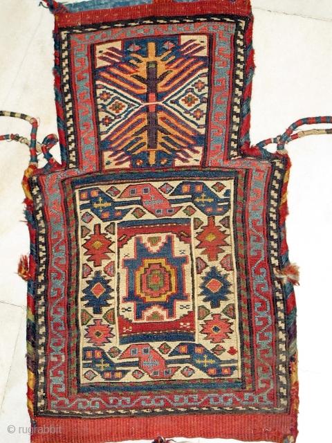 Fine quality Shahsavan salt bag   Circa:1900  P.O.R