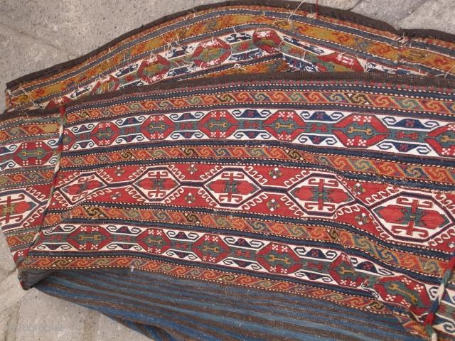 Antique Shahsavan Mafrash   very good condition  $ 1750
