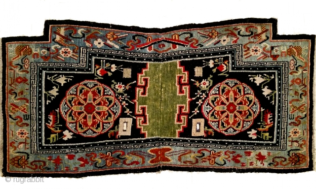 tibetan saddle cover. for other images please ask