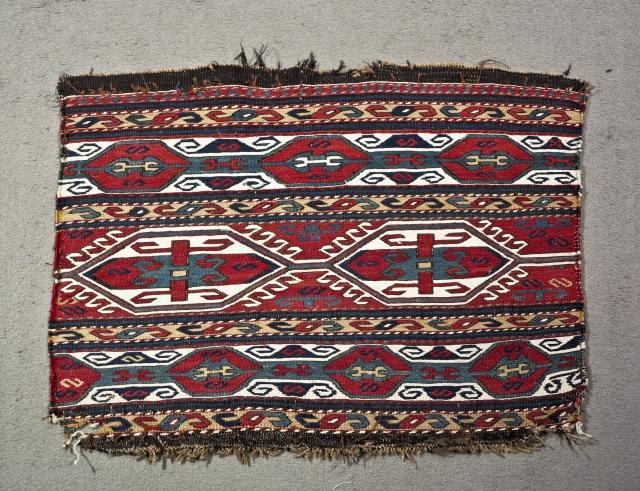 Shahsavan panel mafrash. cm 60x45 ca.
