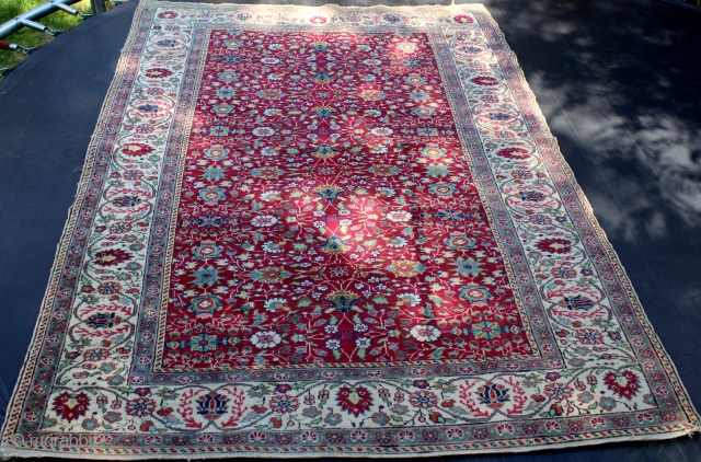 Wonderful carpet  .size 1.73cm x 1.20cm