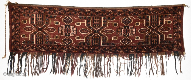Afghan Ersari. Kejebe motif