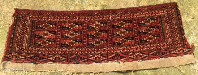 Turkmen Torba Face 82 x 30 cm