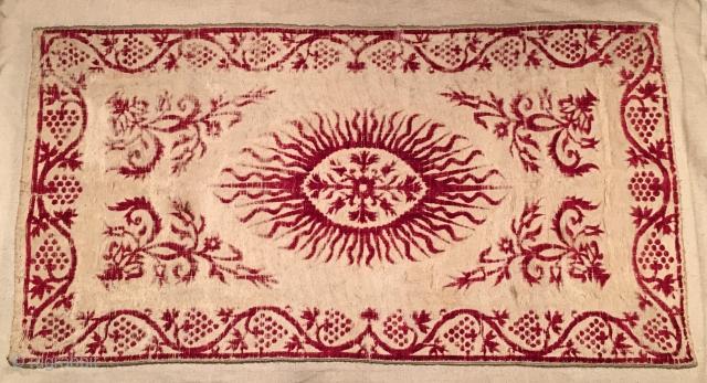 Ottoman Çatma 100 x 53 cm