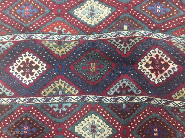 Anatolia Kurdish Rug Size 146x242 cm / 4'8''x8'1''