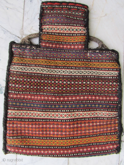 qashqai saltbag,in fine condition,.Size:60x45 cm