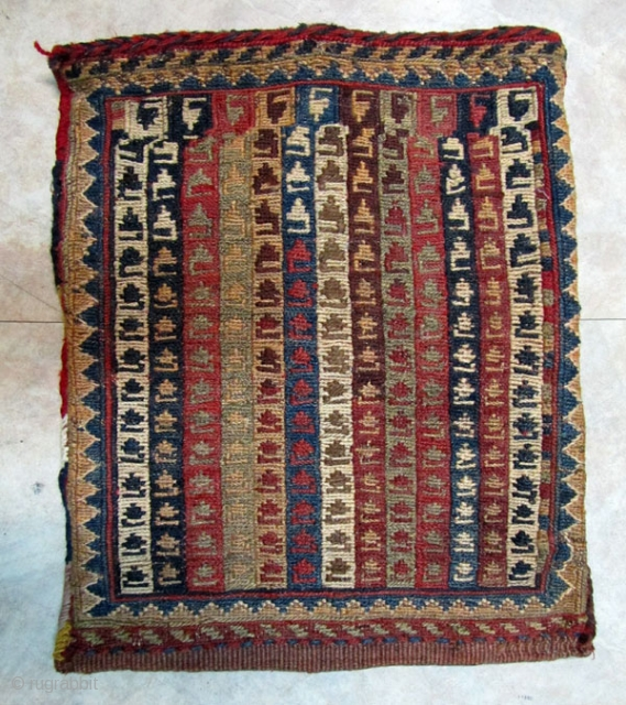 Sw persia sumac bag in fine condition.Size:44x36 cm