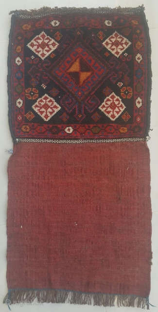 North-west Persian bag face,20th century great condition, size 76×38 cm.
