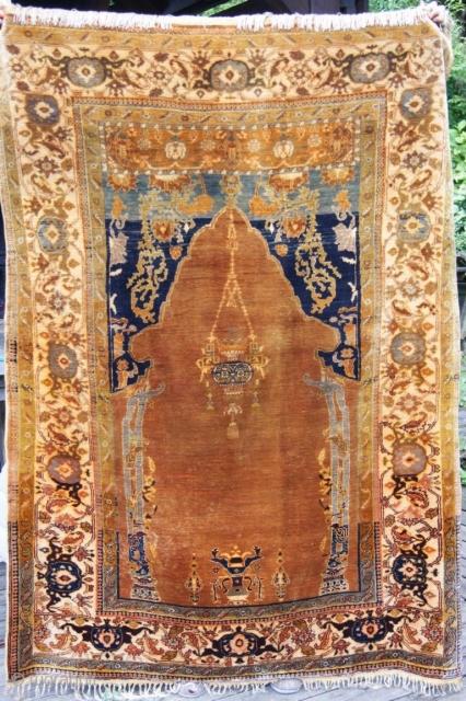 sivas silk 122x175cm, very good condition