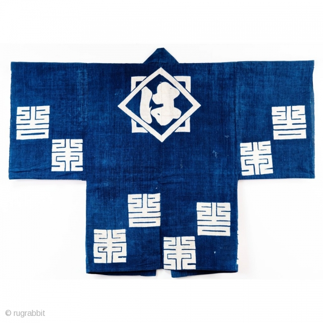 Edo Era Katazome Hanten