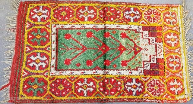 Size : 90 x 155 (cm), Middle anatolia , konya region !