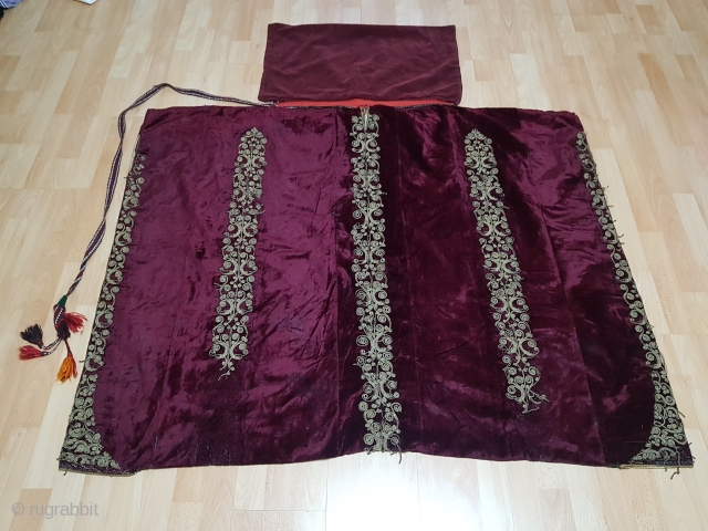 West anatolia (ottoman textile).