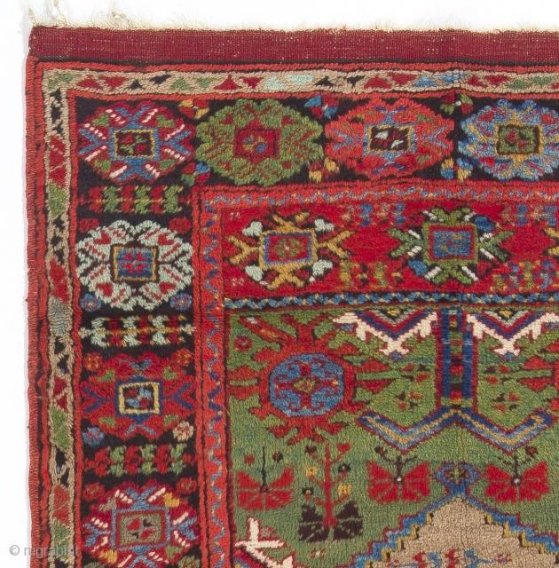 Central Anatolian Prayer Rug, 100x130 cm