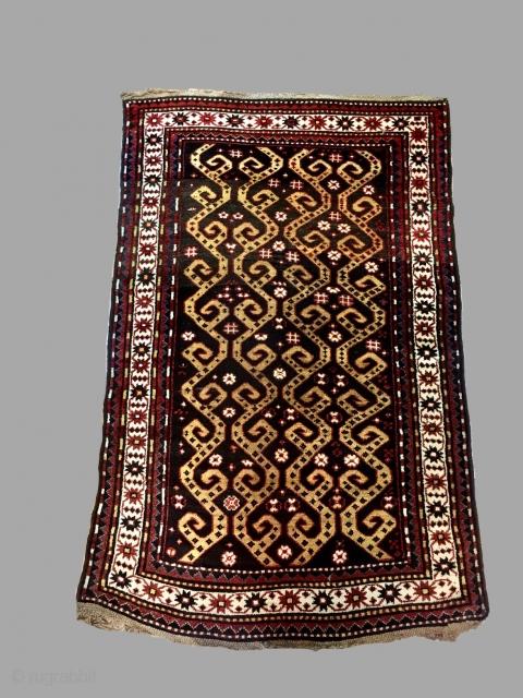 Kurdish rug Size 6 x 4'2