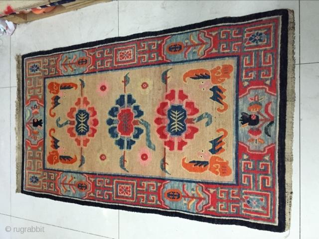 Tibetan carpets, size 145 cmx85cm, s 1940, price concessions