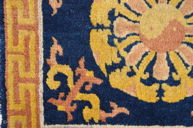 Early 19th century Ning Hsia in Full pile wool , and good condition more pictures availible