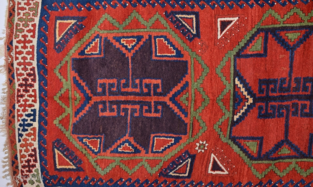 Early 19th Century Anatolian Konya Size 130 x 330 Cm Please ask for future images.